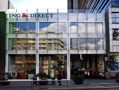 Oficinas de ing direct for Oficinas aguas de barcelona