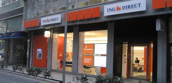 Oficina ing direct en granada creditololo for Oficinas de air europa en madrid