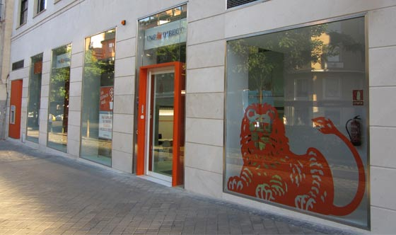 Oficina ing en madrid acacias for Oficinas ing direct barcelona