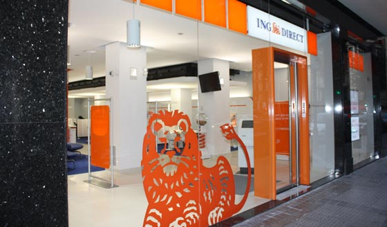 Su oficina naranja ing direct bilbao ofic 7 for Horario oficinas ing madrid