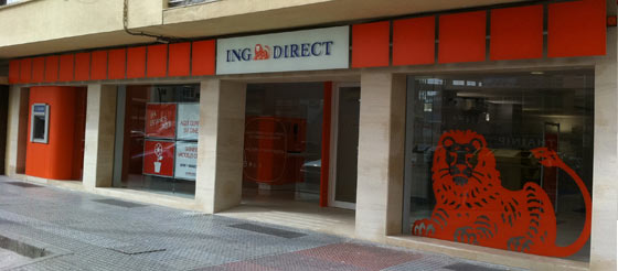 Oficinas ing direct en c diz of 44 for Oficinas ing direct barcelona