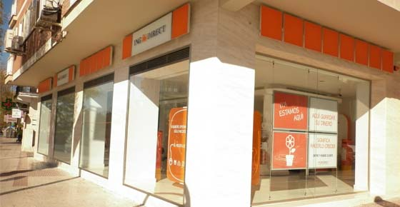 Oficina ing direct en granada ofic 6 for Oficinas ing direct barcelona