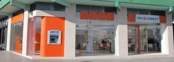Su oficina naranja de ing en las palmas of 1 for Oficina ing direct granada