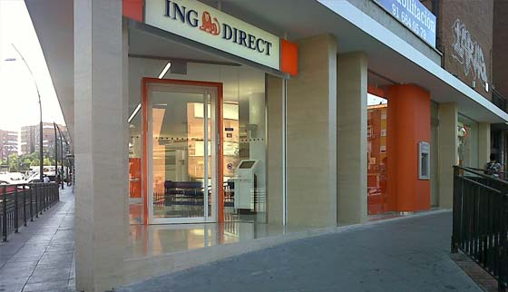 Oficina ing en madrid ofic 1 for Oficinas ing direct barcelona