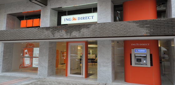 su oficina naranja ing direct madrid of 46