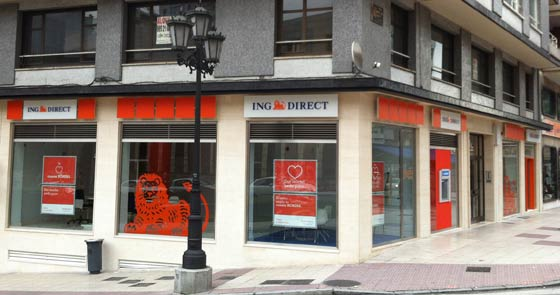 Oficina ing en oviedo ofic 1 for Oficinas ing direct barcelona