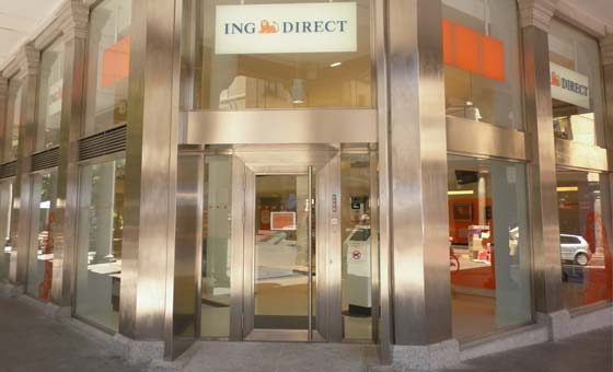 Creditos sin aval ennai pedir credito meo for Oficinas ing direct barcelona