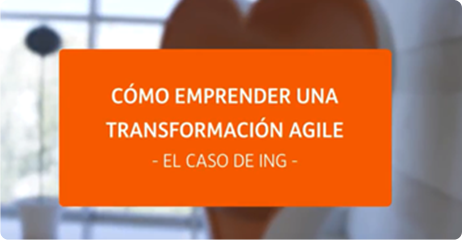 Ver video sobre Agile. Ventana modal