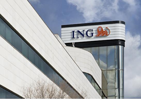 Resultado de imagen para empresa banco ING