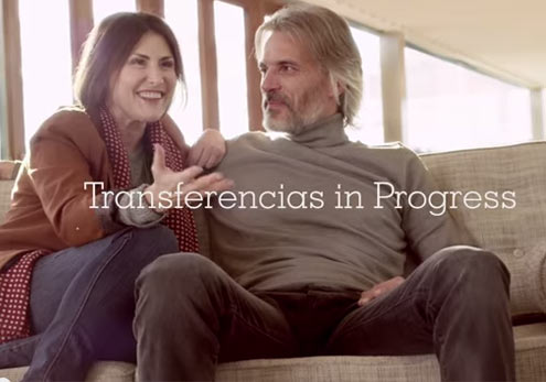 Transferencias in Progress  [Vídeo, pantalla completa]